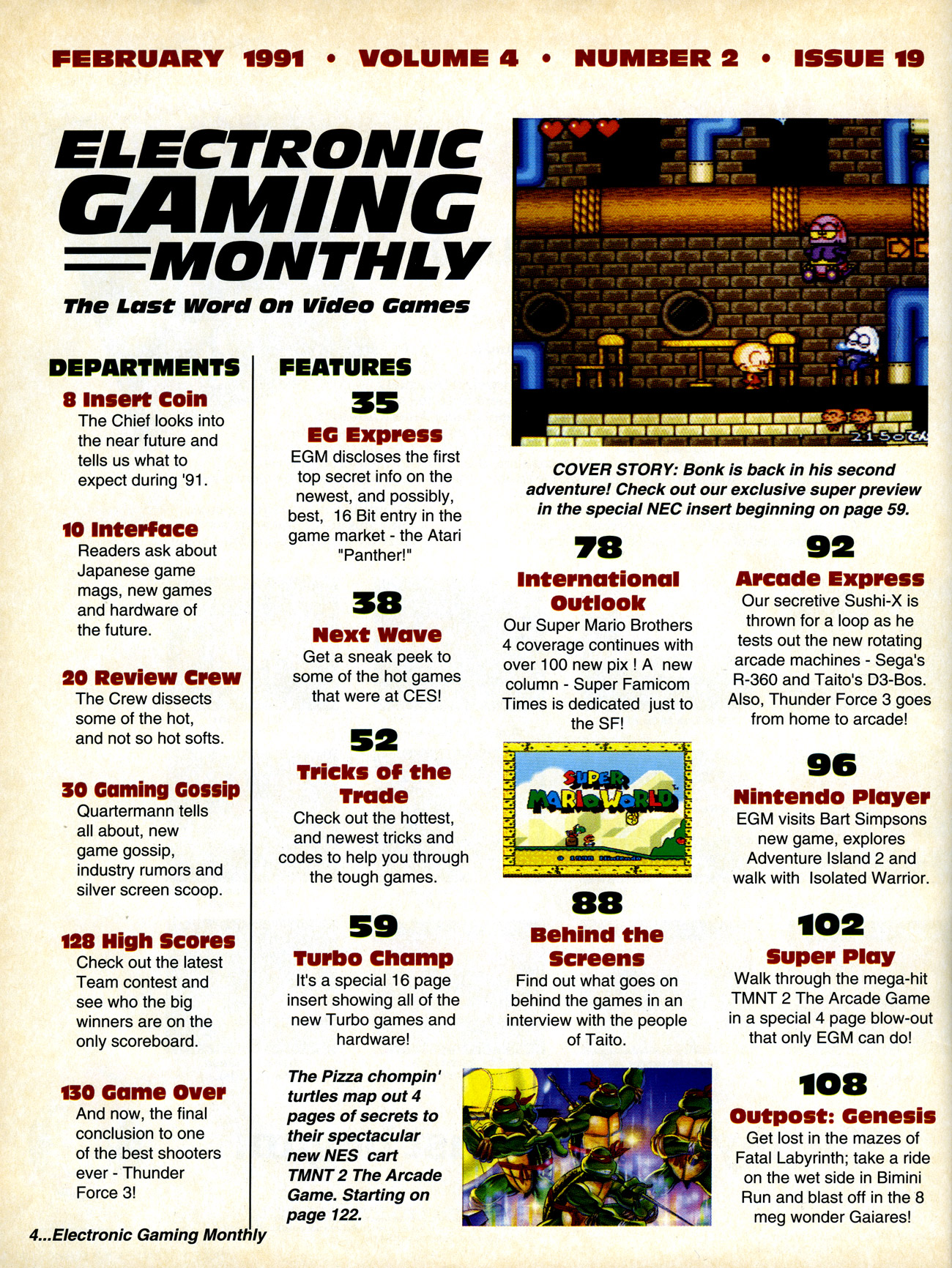 Precise 1990 Sega Columns Ii Jp Video Flyer To Be Distributed All Over The World Manuals & Guides
