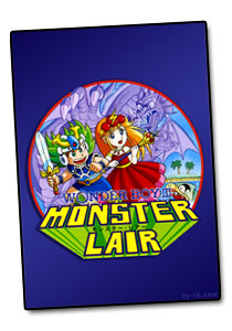 iPhone Monster Lair Wallpaper
